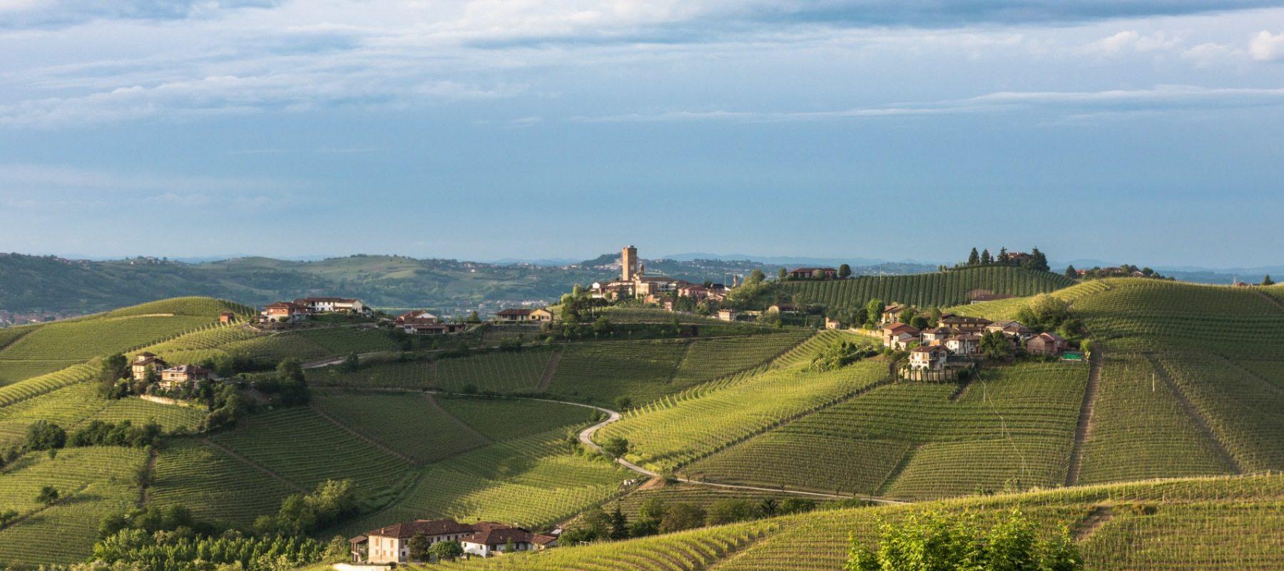 Piedmont Region Italy
